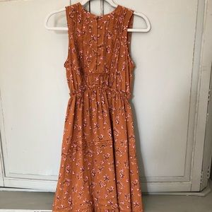 MOON RIVER | Midi Dress